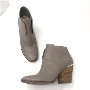 Cole Haan Booties Gray Size 8